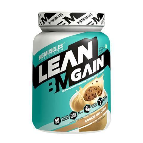 Lean Gain Zero Sugar High Protein launched Market